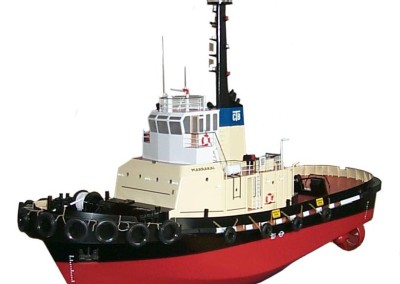 Barge 'Marrakai'