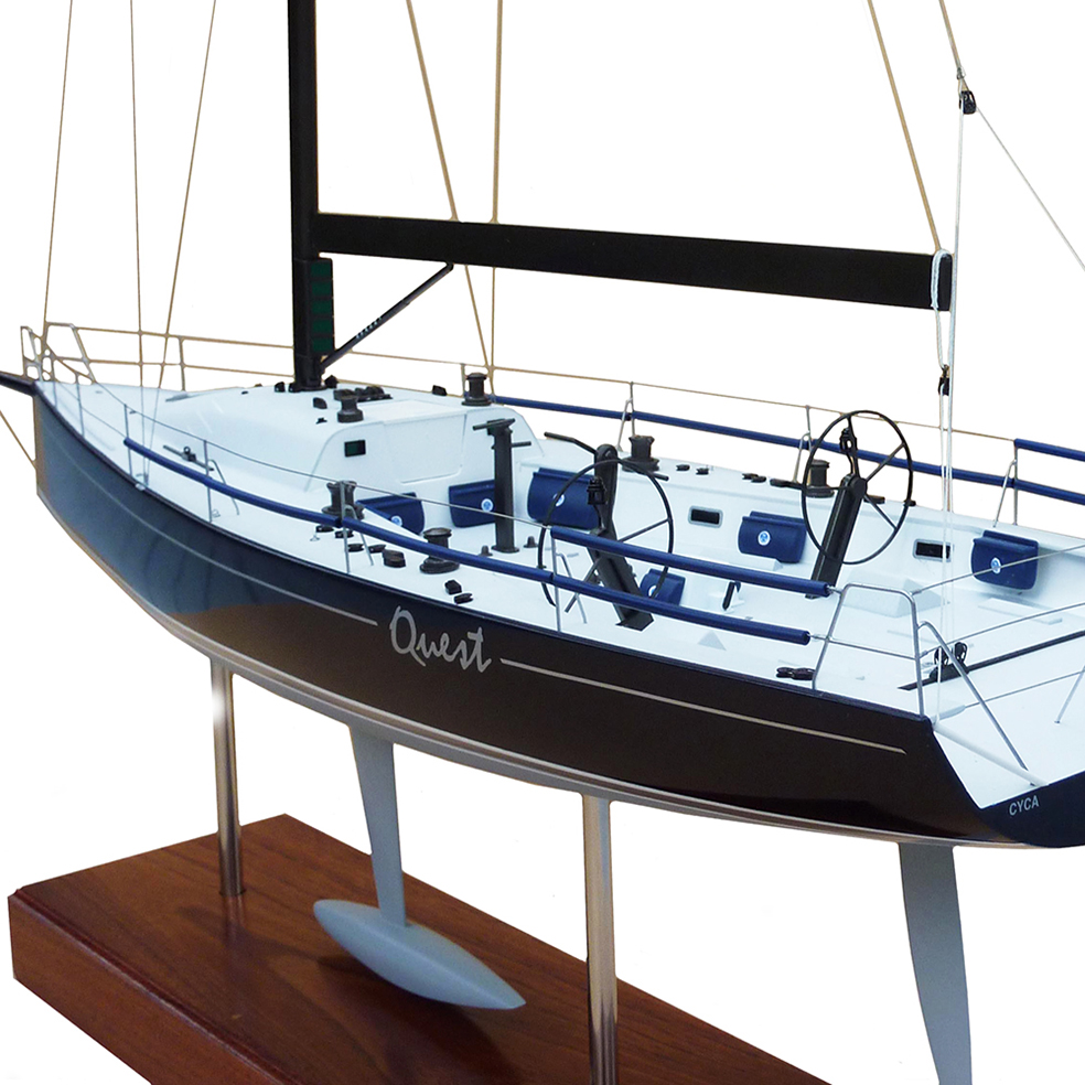 Example of maritime model